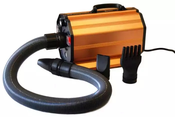Профессиональный фен для сушки шерсти Codos CP-200